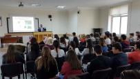 Lise Öğrencileri Fakültede Derse Katıldı