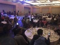 ABDURRAHMAN TOPRAK - Malatya Hilton '2016 Connie Ödülü'nün Sahibi Oldu