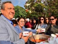 TUR YıLDıZ BIÇER - Manisa'da CHP'liler hayır çorbası dağıttı
