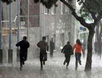 DOĞU KARADENIZ - Meteoroloji'den İstanbul ve Ankara için yağış uyarısı