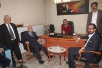 AHMET GENÇ - Milletvekili Cesim Gökçe'den İHA'ya Ziyaret