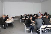 MEHMET ERDOĞAN - Milletvekili Erdoğan Fabrika İşçileriyle Buluştu