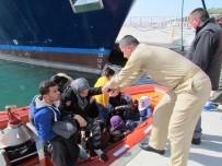 PıRLANTA - NATO'dan Çeşme'de Sığınmacı Operasyonu