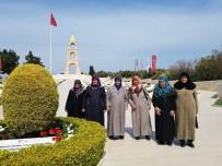 ŞEHİTLİKLER - Nilüfer Belediyesi Tarihle Buluşturuyor
