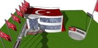 İNŞAAT ALANI - Ömer Halisdemir'e Türk Bayraklı Müze