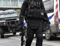 PETERSBURG - Paris'te terör alarmı