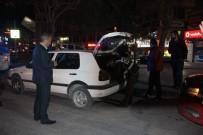 Polis, 'Türkiye Huzur' Uygulaması Yaptı
