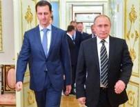 VLADIMIR PUTIN - Rusya'dan Esad'a destek
