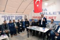İNSANOĞLU - Şanlıurfa Büyükşehir Belediye Başkanı Nihat Çiftçi Açıklaması