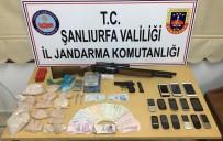 TÜRK LIRASı - Şanlıurfa'da Eroin Ve Silah Ele Geçirildi