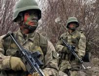 PKK - İki ilde PKK operasyonu