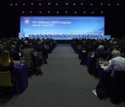 YILDIRIM DEMİRÖREN - UEFA Yönetim Kurulu seçildi