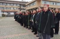 YASA TASLAĞI - Sinop'ta Avukatlar Günü Kutlandı