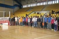 Sungurlu'da Masa Tenisi Turnuvası