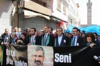 DİYARBAKIR BAROSU - Tahir Elçi, Avukatlar Günü'nde Anıldı