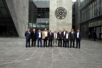 ŞABAN ÜNLÜ - Ticaret Borsası'ndan KTO'ya Hayırlı Olsun Ziyareti