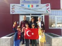 ERASMUS - Tokatlı Öğrenciler Romanya'dan Kupa İle Döndü