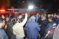 TUNCELİ VALİSİ - Tunceli'de İş Yeri Yangını