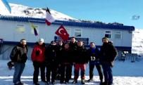 ANTARTİKA - Türk Bilim İnsanlarının Antartika Seyrüseferi Tamamlandı