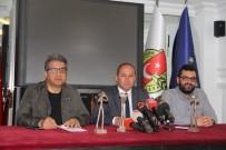 HABER KAMERAMANLARI DERNEĞİ - Türkiye Haber Kameramanları Derneğinden İHA'ya Ödül Yağmuru