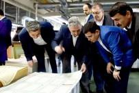BEDİÜZZAMAN SAİD NURSİ - Tütüncü, Isparta'daki Kur'an-I Kerim Matbaasını İnceledi