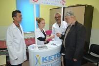 KANSER TARAMASI - Ücretsiz Kanser Taraması Yaptırdılar