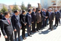 MEHMET KıLıÇ - Vali Çınar'dan Mutki'ye Ziyaret