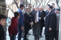 Vali Çınar'dan Şehit Ailelerine Ziyaret