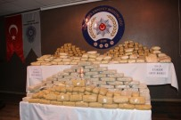 TÜRK LIRASı - Yol Kontrolünde 13 Milyon Liralık Eroin Ele Geçirildi