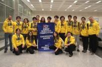 KALIFORNIYA - ABD'de Robot Yarışmasına Katılan Türk Öğrencilerden Büyük Başarı