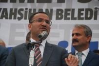 Adalet Bakanı Bozdağ Açıklaması 'Referandum Parti Meselesi Değil Memleket Ve Türkiye Meselesidir'