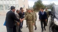 TABUR KOMUTANLIĞI - Adana Jandarma Bölge Komutanı Deprem Bölgesinde