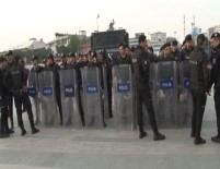 POLİS MÜDAHALE - Adliye Önünde 'Berkin Elvan' Eylemi Açıklaması 4 Gözaltı