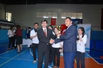 Afyonkarahisar'da Düzenlenen '1. Ulusal Kat Hizmetleri Yarışması' Sona Erdi