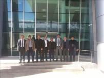 AK Parti Ardahan Teşkilatı, Aktaş Sınır Kapısında İncelemelerde Bulundu