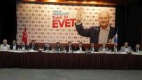 İLİM YAYMA CEMİYETİ - AK Parti İstanbul İl Başkanı Temurci Açıklaması 'Yeni Sistem Türkiye'de Siyaseti Değiştirecek'
