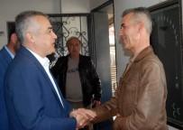 MUSTAFA SAVAŞ - AK Parti'li Savaş'tan Söke MHP'nin Yeni Yönetimine Hayırlı Olsun Ziyareti