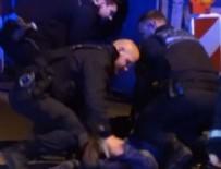 YALAN HABER - Alman polisinden Türk gencine ölüm dayağı