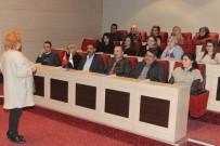 Altındağ Belediyesinden Personeline 'Etkili İletişim Ve Beden Dili' Semineri