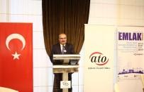 ADNAN KAHVECI - ATO Başkanı Baran Açıklaması 'Müteahhitlik Anayasası Çıkartılması Şart'