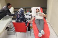 KAN GRUBU - Babaeski Meslek Yüksekokulu'nda Kan Bağışı Kampanyası