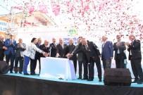 EROL AYYıLDıZ - Bakan Arslan Hükümet Konağının Temelini Attı