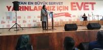 ENGELLİ VATANDAŞ - Bakan Kaya'dan Kılıçdaroğlu'na 'Kontrollü Darbe' Tepkisi