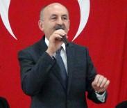 Bakan Müezzinoğlu Açıklaması 'Cumhur Yücelirse, Cumhuriyet Büyür, Yücelir'