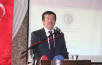 ATEŞ ÇEMBERİ - Bakan Zeybekci, Gençlerin Sorularını Yanıtladı