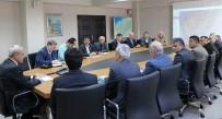 KÖY MUHTARI - Bartın'da Muhtarlar Toplantısı Yapıldı