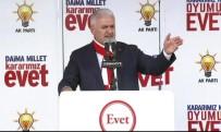 Başbakan Yıldırım'dan Kılıçdaroğlu'na Açıklaması 'Sana Mı Düştü FETÖ'ye Sahip Çıkmak?...'