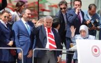 HıZLı TREN - Başbakan Yıldırım Gaziantep'e Müjde Üstüne Müjde Verdi