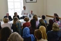 GÖKKUŞAĞI - Başkan Ataç, Belde Evinde Projelerini Anlattı