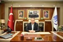HEDİYELİK EŞYA - Başkan Çerçi Güreşseverleri Festivale Davet Etti